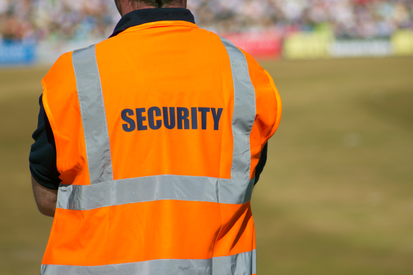 Services - Security Staffing - Left Column